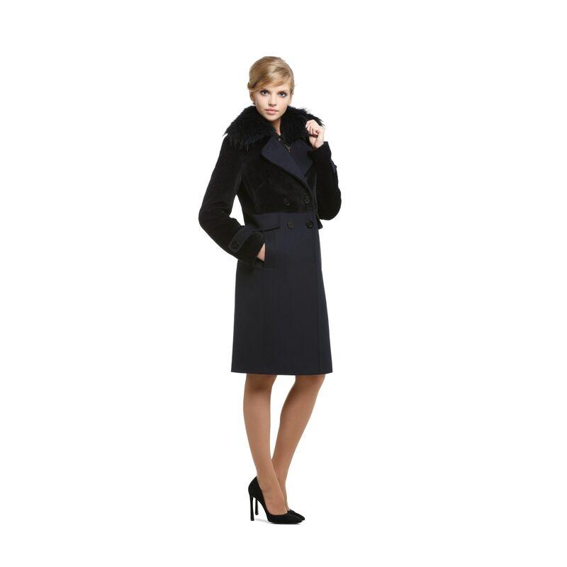 Верхняя одежда женская Elema Пальто женское зимнее Т-5768 - фото 1