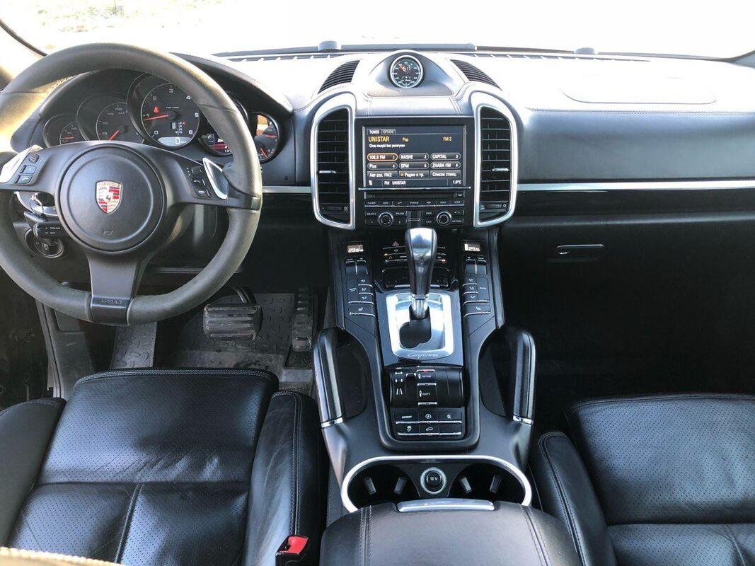 Прокат авто Porsche Cayenne 2012 г.в. - фото 3