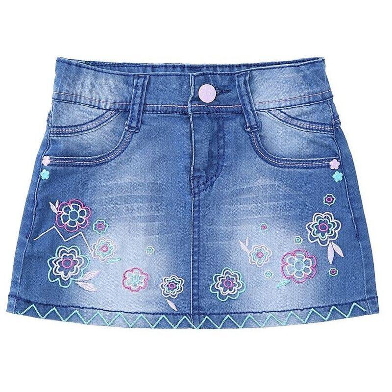 Юбка детская Sweet Berry Юбка джинсовая для девочки SB175416 - фото 1