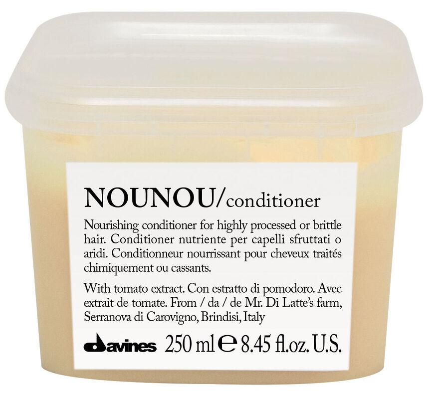 Уход за волосами Davines Питательный кондиционер, облегчающий расчесывание волос NOUNOU / conditioner - фото 1
