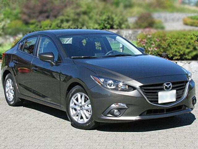 Прокат авто Mazda 3 2015 год - фото 1