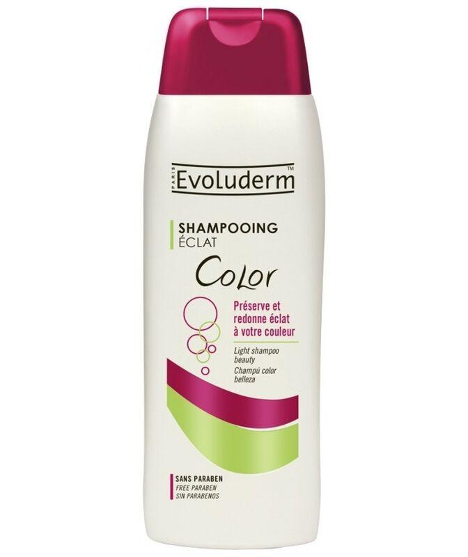 Уход за волосами Evoluderm Шампунь для окрашенных волос Hair Care Color Shampoo - фото 1