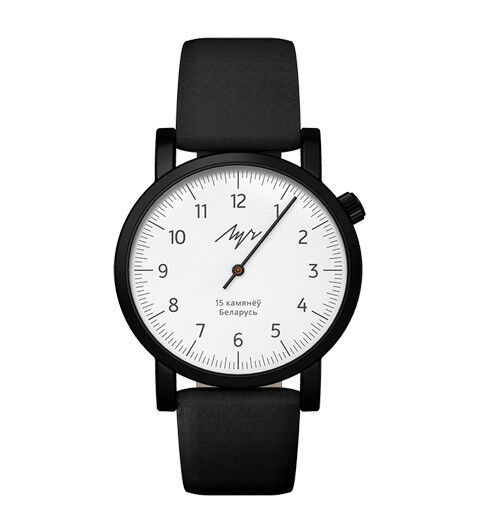 Часы Луч Наручные часы «Однострелочник» 277671418 - фото 1