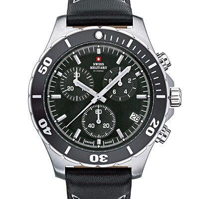 Часы Swiss Military by Chrono Наручные часы SM34036.05 - фото 1