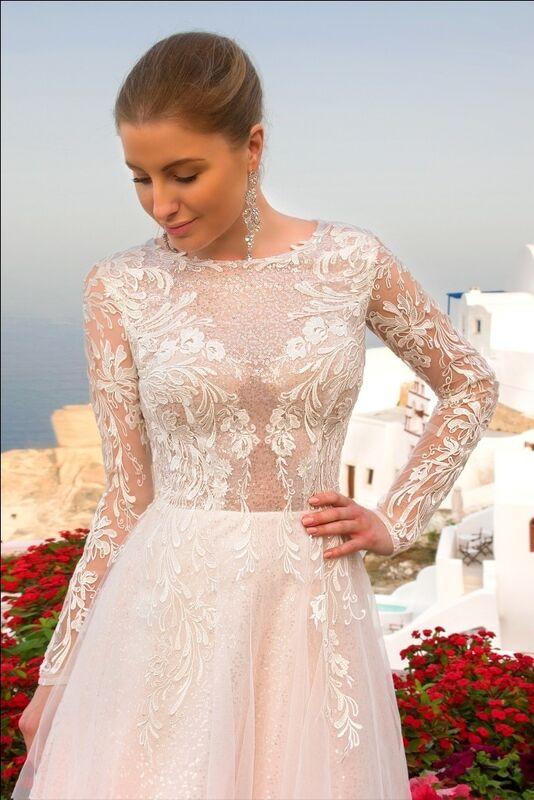 Свадебное платье напрокат Rafineza Свадебное платье Roberta напрокат - фото 1