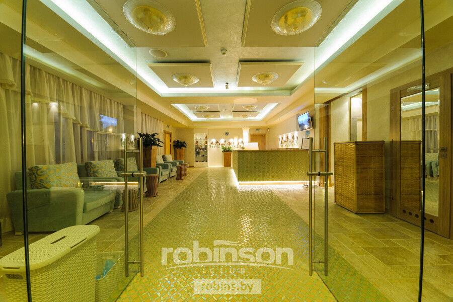 Подарок на Новый год Robinson Club Подарочный Spa-сертификат «Silver» - фото 5