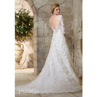 Свадебное платье напрокат Mori Lee Платье свадебное  2776 - фото 2