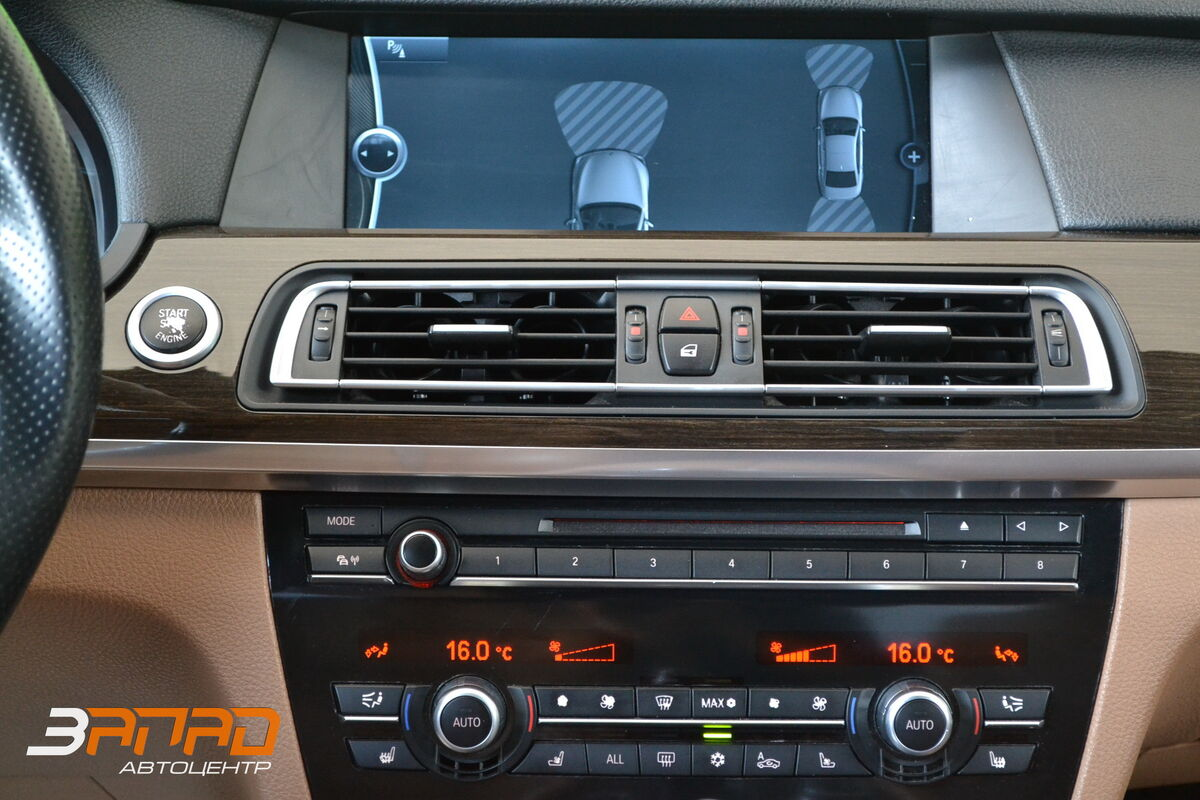 Аренда авто BMW 7/ F01 Mansory 2012 Черный - фото 8