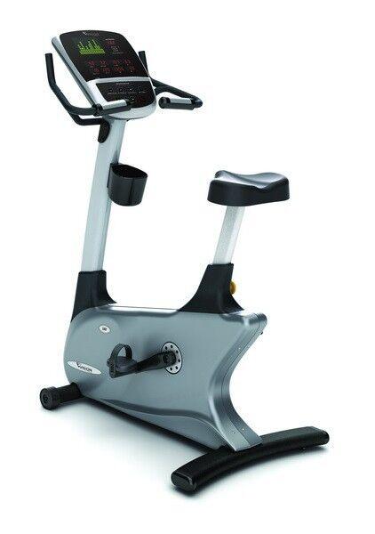 Тренажер Vision Fitness Вертикальный велотренажер U60 - фото 1