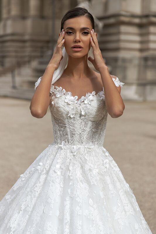 """Свадебный салон ALIZA свадебное платье """"Cindylye"""" - фото 4"""