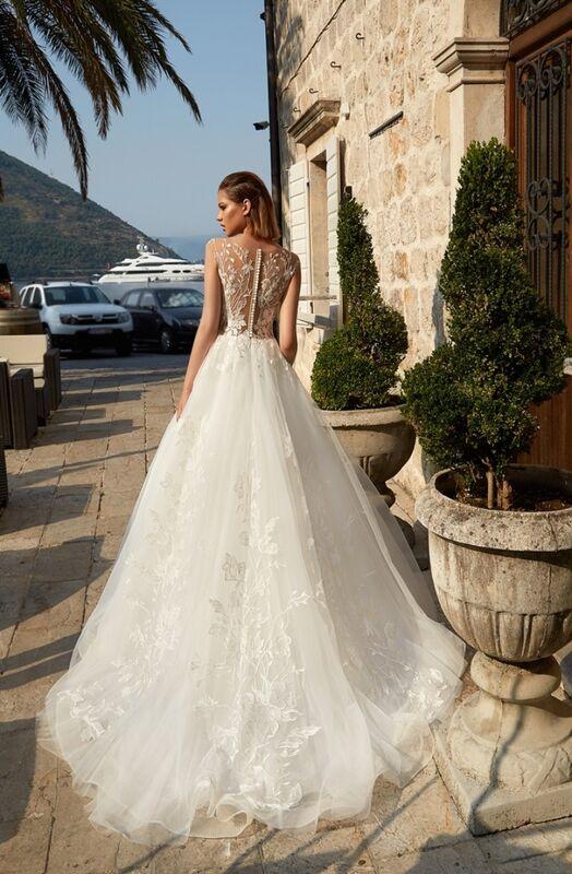 Свадебное платье напрокат Armonia Свадебное платье  Aphrodite - фото 2