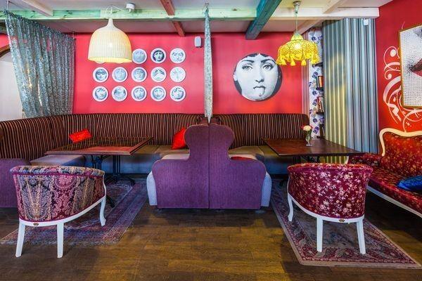 Банкетный зал Чехов Красный зал - фото 3