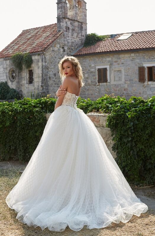 Свадебное платье напрокат Armonia Свадебное платье Tinker Bell - фото 3
