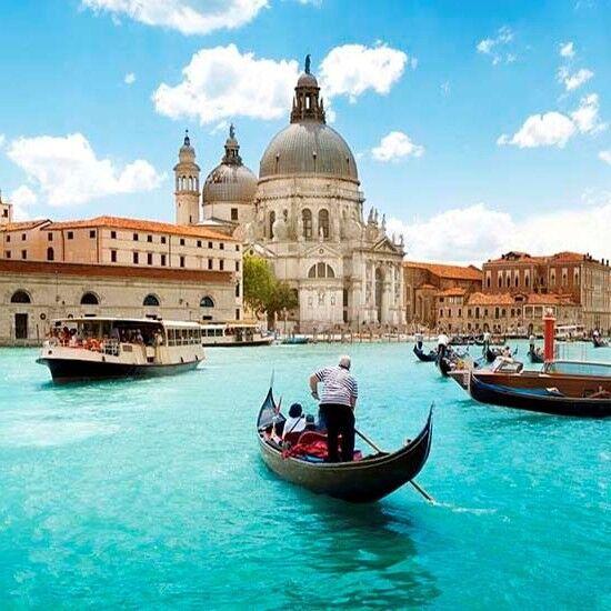 Туристическое агентство ВЕЛИНА турвояж Автобусный экскурсионный тур по Европе с отдыхом в Италии (Сорренто). Маршрут №1 - фото 1
