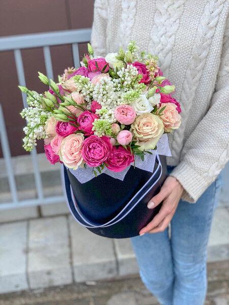 Магазин цветов Cvetok.by Коробочка «Запах весны» - фото 2