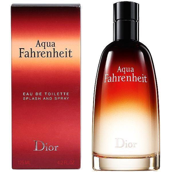 Парфюмерия Christian Dior Туалетная вода Fahrenheit Aqua, 100 мл - фото 1