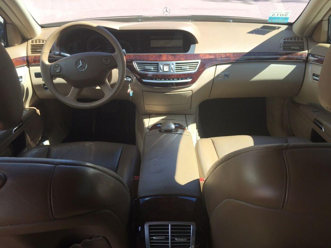 Аренда авто Mercedes-Benz S350 W221 Long - фото 6