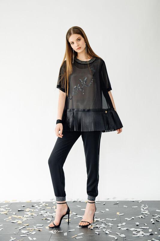 Кофта, блузка, футболка женская Burvin Туника женская 5967 - фото 1