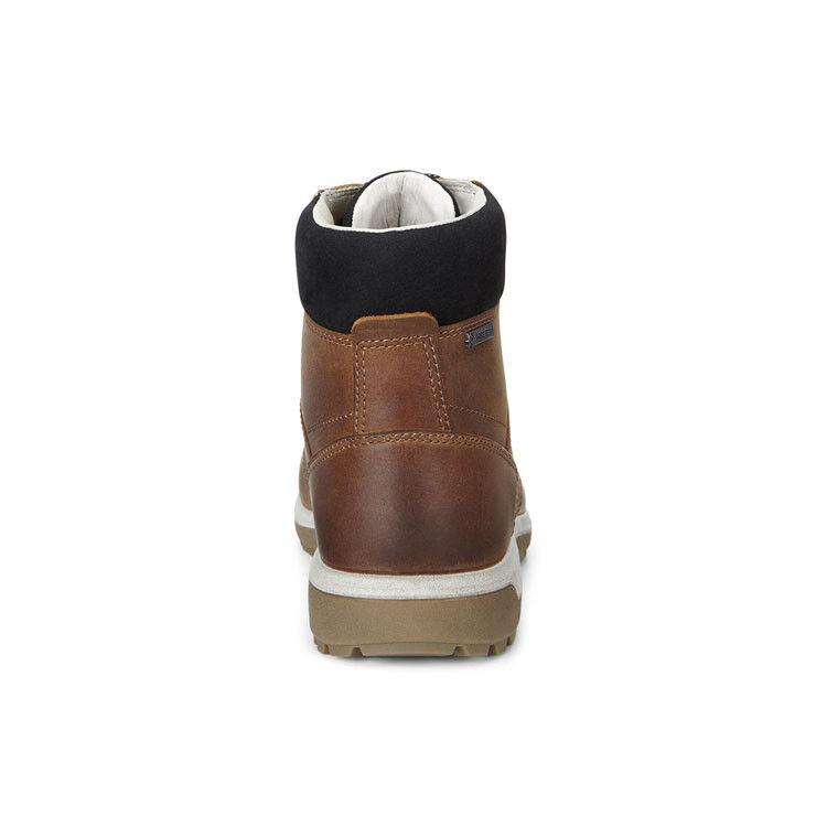 Обувь мужская ECCO Ботинки высокие WHISTLER 833614/59236 - фото 5