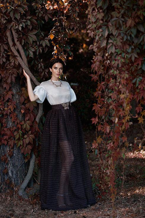Свадебное платье напрокат Edelweis Платье свадебное «Fulvia» - фото 1