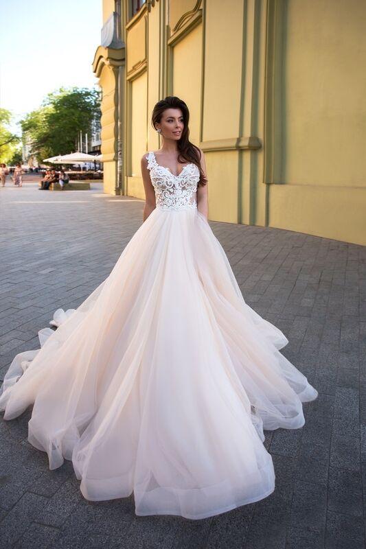 Свадебное платье напрокат Ida Torez Cassis Cornuta - фото 1