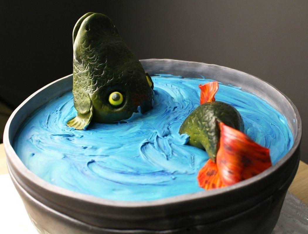 Торт Заказторта.бай Тематический торт №13 - фото 1