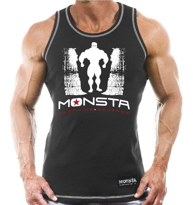Спортивная одежда Monsta Майка M191 - фото 1