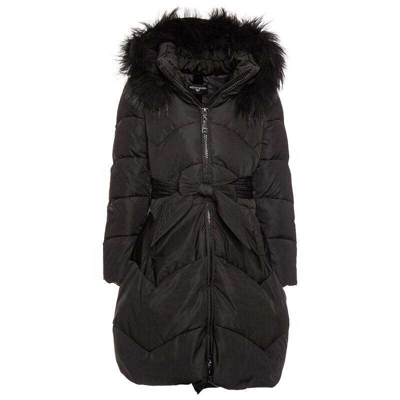 Верхняя одежда детская Monnalisa Пальто для девочки 170101 0003 0050 - фото 1
