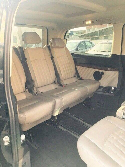 Прокат авто Mercedes-Benz Viano Black - фото 4