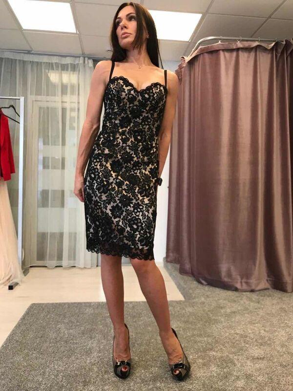 Вечернее платье Vanilla room (Ванилла рум) Платье 1803 - фото 1