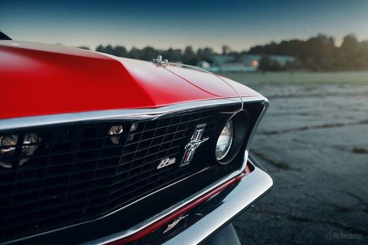 Прокат авто Ford Mustang 1969-70 г. - фото 7