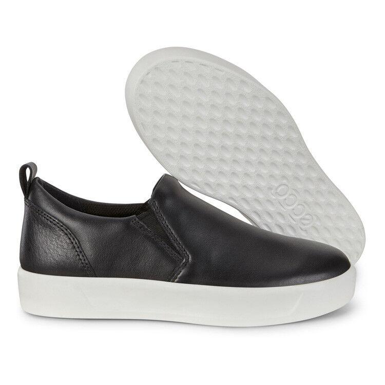 Обувь детская ECCO Слипоны S8 781073/01001 - фото 6