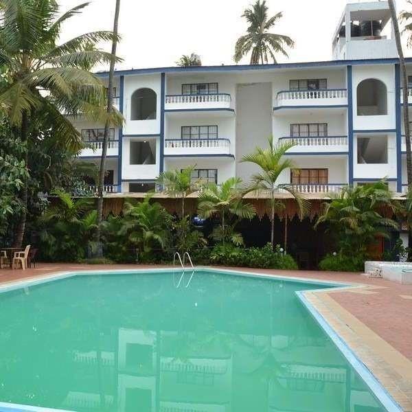 Туристическое агентство EcoTravel Пляжный тур в Индию, Гоа, Mello Rosa 2* - фото 1