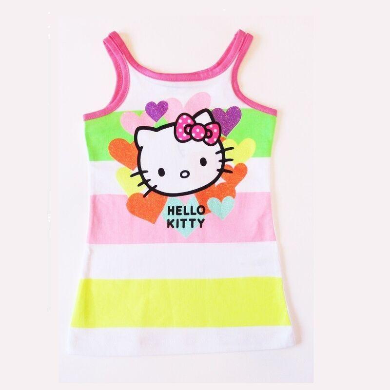 Платье детское Sun City Сарафан для девочки Китти  UD0326 - фото 1