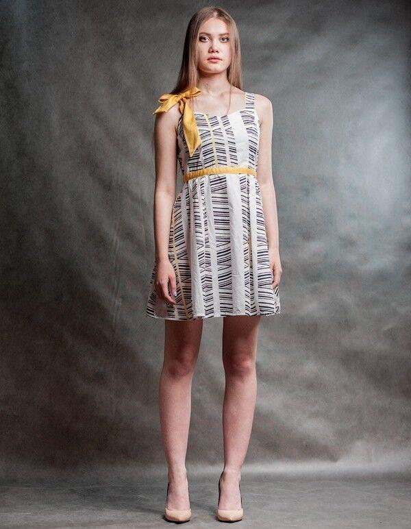 Платье женское MISUTERI Платье Yumi SS0173 - фото 1