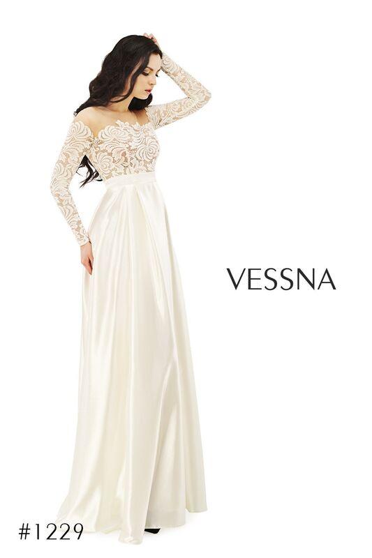 Вечернее платье Vessna Вечернее платье арт.1229 из коллекции VESSNA Party - фото 1