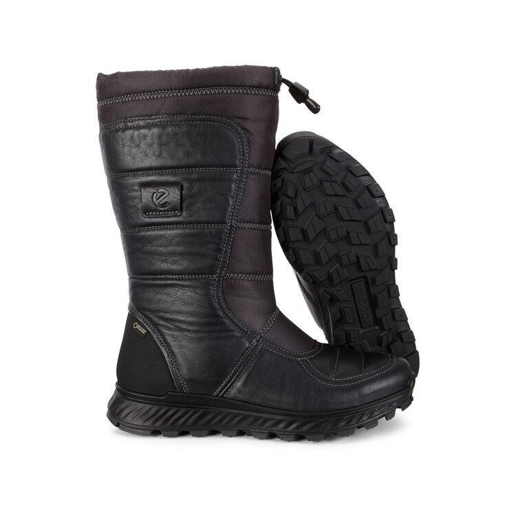 Обувь женская ECCO Сапоги EXOSTRIKE L 832333/51052 - фото 8