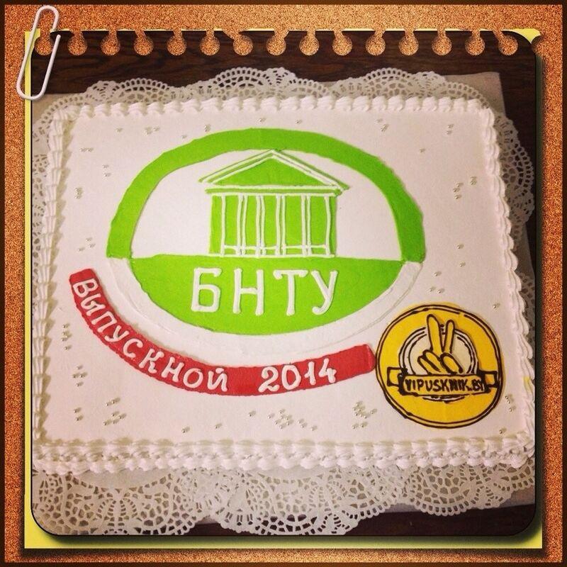 Торт МЕГАТОРТ Торт «Студенческий» - фото 1