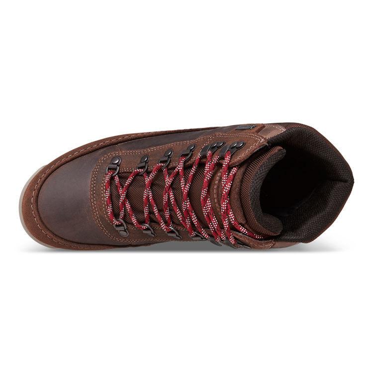 Обувь мужская ECCO Ботинки высокие OREGON 826004/51869 - фото 6