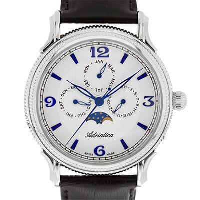 Часы Adriatica Часы мужские A1126.52B3QF - фото 1