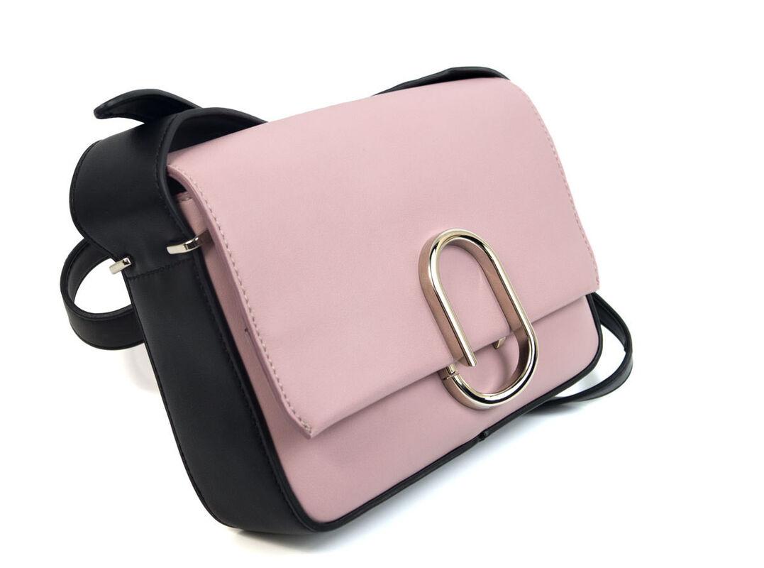 Магазин сумок Susen Сумка женская розовая 101610085 - фото 2