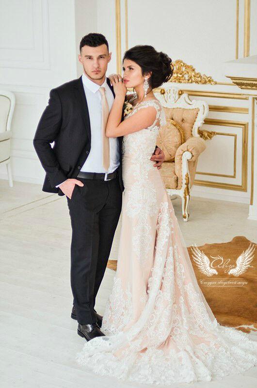 Свадебное платье напрокат ALIZA Свадебное платье «Persia» - фото 1
