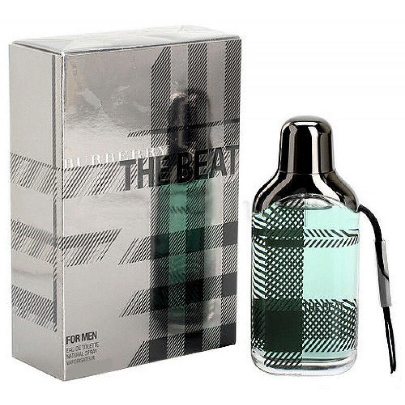 Парфюмерия Burberry Туалетная вода The Beat For Men, 30 мл - фото 1