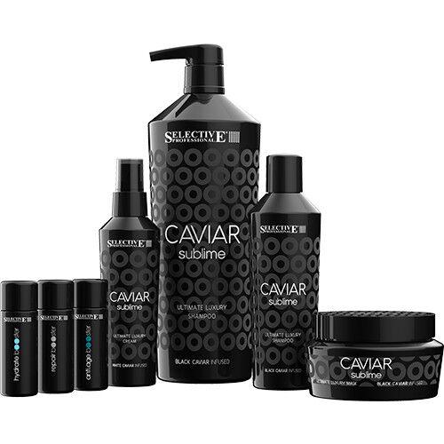 Уход за волосами Selective Набор Caviar Sublime - фото 1