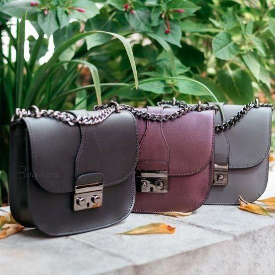 Магазин сумок Vezze Кожаная женская сумка C00526 - фото 2