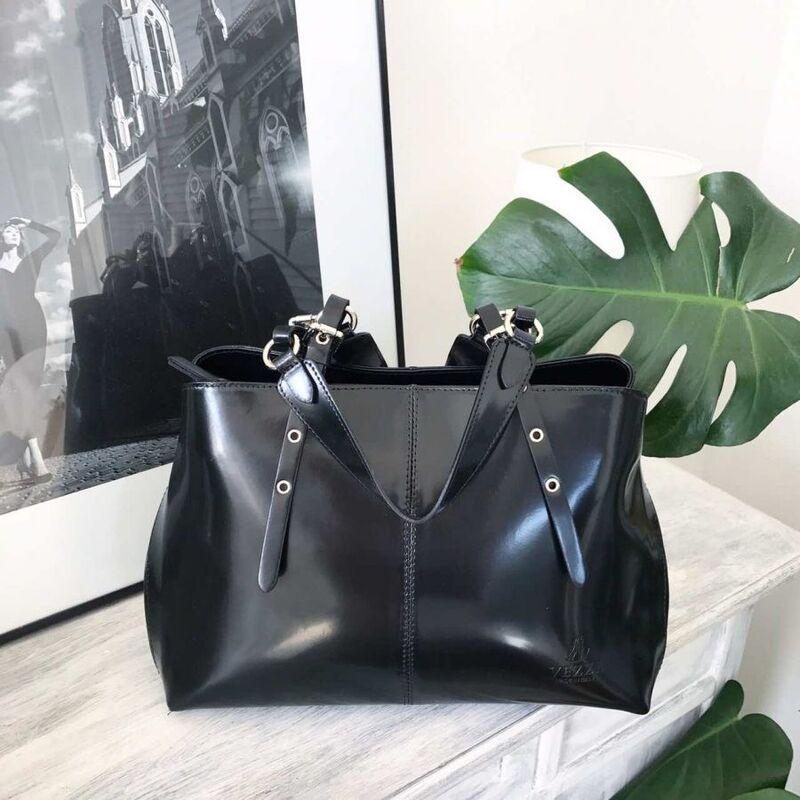 Магазин сумок Vezze Кожаная женская сумка C00218 - фото 2