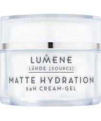 Уход за лицом LUMENE Матирующий и увлажняющий крем- гель 24 часа, Lähde Matt Hydration 24h Cream-Gel - фото 1