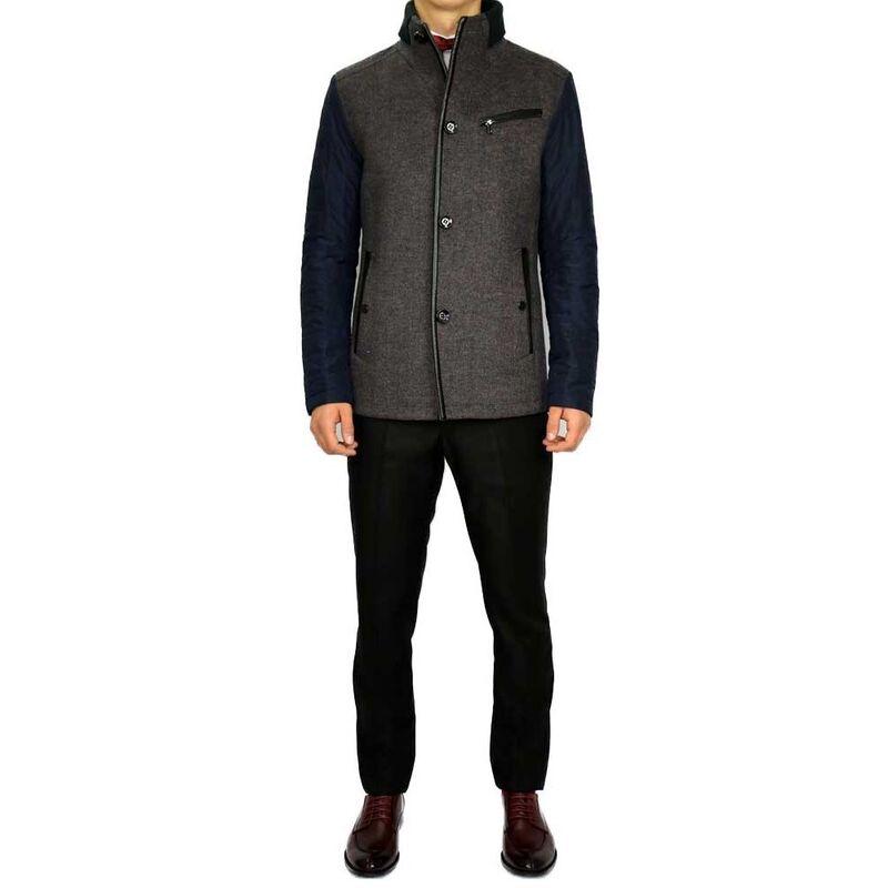 Верхняя одежда мужская Galano Куртка комбинированная демисезонная - фото 1
