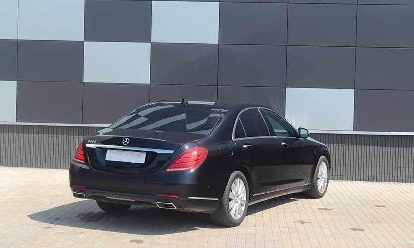 Аренда авто Mercedes-Benz S-класс W222 S500 - фото 4