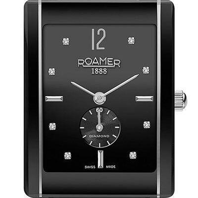 Часы Roamer Наручные часы с бриллиантами 690855 41 59 60 - фото 1